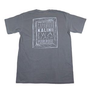 半袖 Tシャツ メンズ ハワイアン 雑貨 Rainbow Drive-In レインボードライブイン(LOCATION/ペッパー)|holoholo