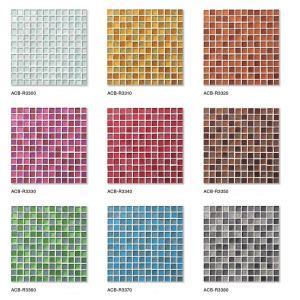 SWEET GLASS スウィートグラス 15mm角紙貼り ACB-R○○(色番:○○)|home-design