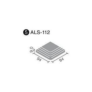 アレス 100mm角段鼻隅(バラ) ALS-112/○|home-design