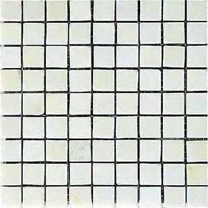MARBLE MOSAIC 大理石モザイク 15角裏ネット貼り CH-1510|home-design
