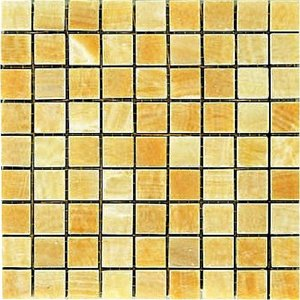 MARBLE MOSAIC 大理石モザイク 15角裏ネット貼り CH-1519|home-design