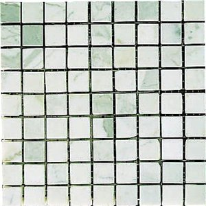 MARBLE MOSAIC 大理石モザイク 15角裏ネット貼り CH-1545|home-design