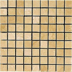 MARBLE MOSAIC 大理石モザイク 15角裏ネット貼り CH-1546|home-design