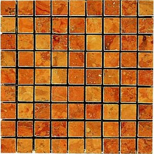 MARBLE MOSAIC 大理石モザイク  15角裏ネット貼り  CH-1549|home-design