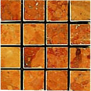 MARBLE MOSAIC 大理石モザイク  30角裏ネット貼り  CH-3049|home-design