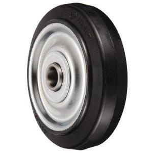 中荷重用車輪:CR型鋼板製耐熱用クロロプレンゴム【CR-150】|home-design
