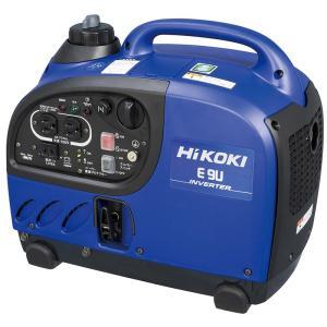 HiKOKI(旧日立工機) インバータ式エンジン発電機 E9U