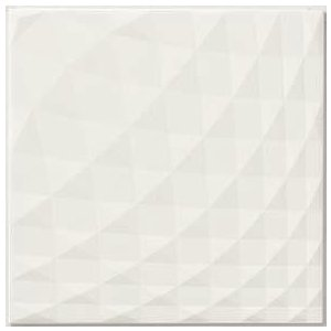 【LIXIL】エコカラット Fシリーズ ニュートランス 303角平(レリーフ)(バラ) ECO-303/NTC1 (ホワイト)バラ|home-design