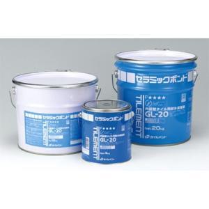 内装タイル用耐水型接着剤 GL-20/12KG|home-design