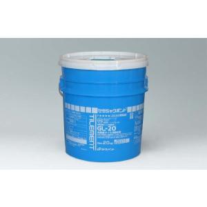 内装タイル用耐水型接着剤 GL-20/20KG