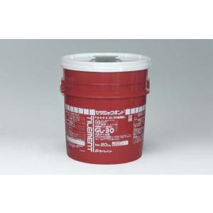 内装大型壁タイル張り用耐水形接着剤 GL-30/20KG|home-design