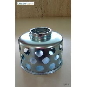 トラッシュ(土木)ストレーナー 内ネジNPT ポンプ用品 2インチ(CR) KIMG363|home-design
