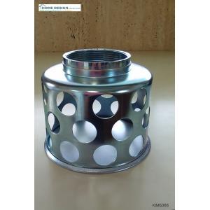 トラッシュ(土木)ストレーナー 内ネジNPT ポンプ用品 3インチ(DR) KIMG366|home-design
