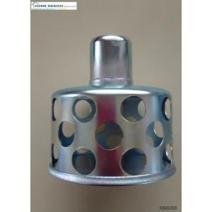 トラッシュ(土木)ストレーナー パイプ式 ポンプ用品 2インチ(GR) KIMG368|home-design