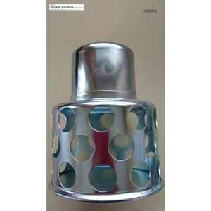 トラッシュ(土木)ストレーナー パイプ式 ポンプ用品 4インチ(ER) KIMG374|home-design