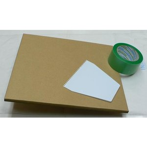 コテ板(段ボール製)セット|home-design