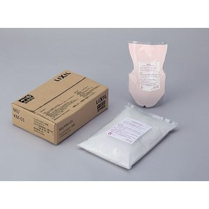LIXIL インテリアカラー目地 MJ/KM-06 目地剤2kg+混和液(1セット入) グレイッシュブルー|home-design