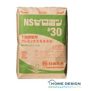 NSゼロヨン #30  25KG 塗 厚:2〜10mm|home-design
