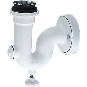 INAX 掃除流し用壁排水PトラップSF-20PA-P