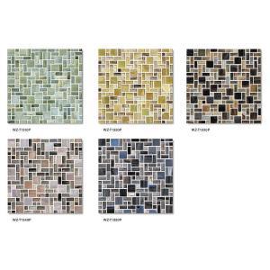 newyorker glassニューヨーカーグラス 3形状ミックス紙貼り WZ-T○○P(色番:○○)|home-design