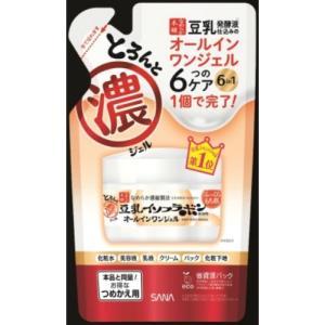 【あわせ買い1999円以上で送料無料】サナ なめらか本舗 とろんと濃ジェル つめかえ用 100g