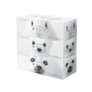【あわせ買い1999円以上で送料無料】ネピア 鼻セレブティシュ 200組×3個パック