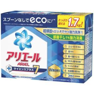 【あわせ買い1999円以上で送料無料】P&G アリエール サイエンスプラス7 ラージサイズ 1.7kg|home-life