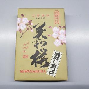 広島清酒 美和桜 酒蒸し金つば|home407