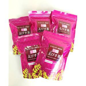 おまとめお得セット♪ 三矢えびす茶 100g×5袋(実質消費税、送料無料)※一部地域を除く|home407