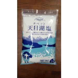 チベット高原の湖塩 チベットの雪華 1000g|home407