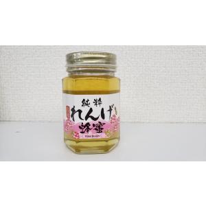 純粋 れんげ蜂蜜 180g|home407
