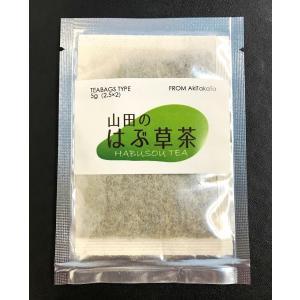 ☆ポイント消化☆ お試し♪山田のはぶ草茶 ティーバッグタイプ2.5g×2包|home407