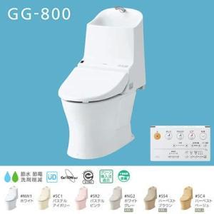 TOTO GG-800 ウォシュレット一体形便器 CES9323PXL GG2-800 マンションリモデル対応 壁排水 排水心高さ155 手洗付|homeassist