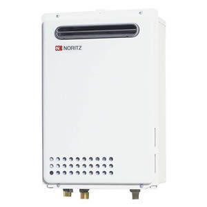 ノーリツ ガス給湯器 GQ-2437WS ユコアGQ 給湯専用 24号 オートストップ 屋外壁掛・PS標準設置形 homeassist