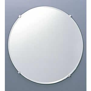 INAX 化粧鏡 KF-500AC 丸形 (防錆)|homeassist