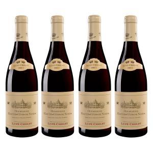 フランス ブルゴーニュ 赤ワイン セット オー コート ド ニュイ 2017年地方名クラス お得な 4本組 ルペ ショーレ社 送料無料 homekitchenonline