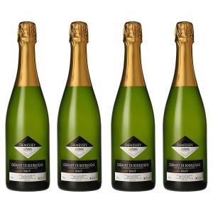 スパークリング ワインクレマン ド ブルゴーニュ辛口 6本セットドゥメセ社 送料無料 homekitchenonline