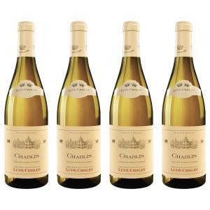 フランス ブルゴーニュ 白ワイン セット シャブリ 2016年村名クラス お得な4本組  ルペ ショーレ社 送料無料 homekitchenonline