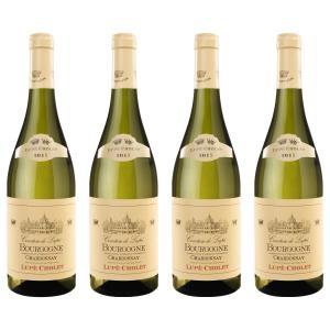 フランス ブルゴーニュ 白ワイン セット シャルドネ 2016年地方名クラス お得な 4本組 ルペ ショーレ社 送料無料 homekitchenonline