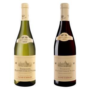 フランス ブルゴーニュ 赤白ワイン セット オーコートドニュイ  お買い得2本組 地方名クラス ルペ ショーレ社 送料無料 homekitchenonline
