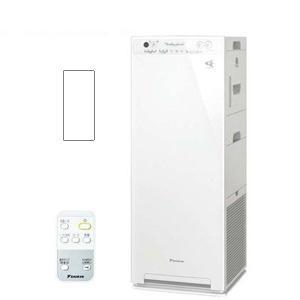 送料無料 ダイキン工業 加湿ストリーマ空気清浄機 ACK55W-W ホワイト1台|homematerial