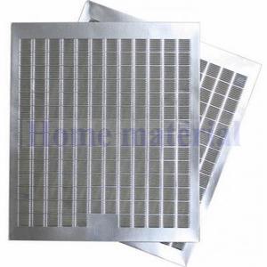 送料無料 クリナップ システムキッチン  エコシアフィルタ (間口60・75cm用/6枚入り) CESF-341-6 homematerial