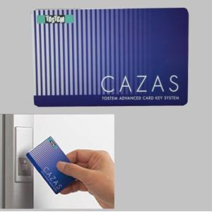 送料無料 トステム 玄関 ドア カザスカードキー DASZ750 内容物 : 本体×1 homematerial