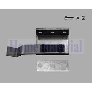 新日軽 ドアチェーン/ドアクローザー/引戸クローザー類< 引戸クローザー> 引戸クローザーストップバネ(手動用) H8DC105C 1セット|homematerial
