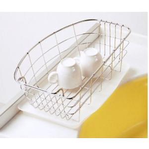 送料無料 トクラス (旧ヤマハ)システムキッチン ドルチェ 水切り網カゴ:Lタイプ(深型 G2シンク用) ( 品 番 ) KDFM25SL (GDFM25SL)|homematerial