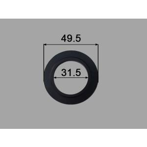 送料込み INAX バス(浴室部品)排水部品 排水栓  商品名 : 外付けプッシュ排水栓パッキン[PBF-8-STP] 品番 :  #PBF-8-STP 1個  homematerial