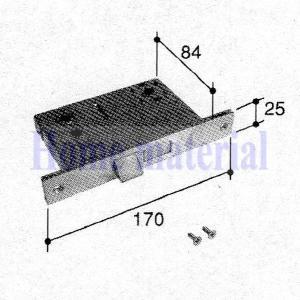 立山アルミ 玄関ドア 錠 PKD2028A 刻印 MIWA LE-11|homematerial