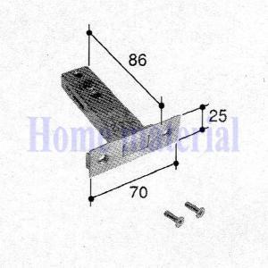 立山アルミ 玄関ドア 錠 PKD2028C 刻印 MIWA TE-02|homematerial