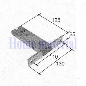 立山アルミ 玄関ドア 錠 PKD4176 アパートドア用 刻印 GOAL G・F|homematerial