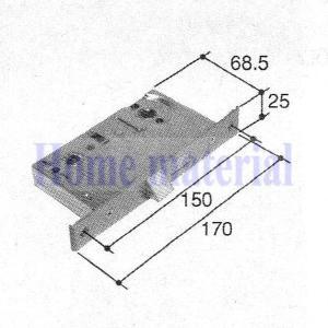 立山アルミ 玄関ドア 錠 PKD4177B アルファ製 刻印 GOAL TX|homematerial